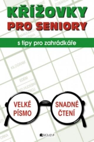 Křížovky pro seniory S tipy pro zahrádkáře