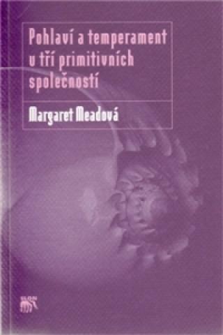 Pohlaví a temperament u tří primitivních společností