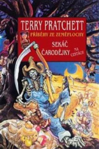 Carte Sekáč Čarodějky na cestách Terry Pratchett