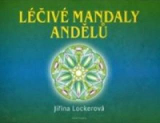 Carte Léčivé mandaly andělů Jiřina Lockerová