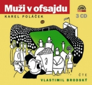 Audio Muži v ofsajdu Karel Poláček
