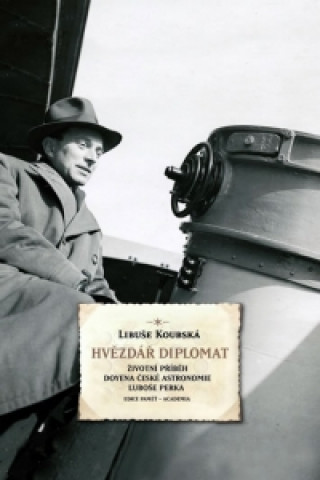 Carte Hvězdář diplomat Libuše Koubská