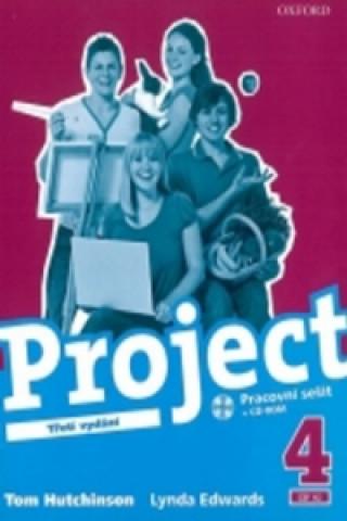 Project 4 Pracovní sešit + CD
