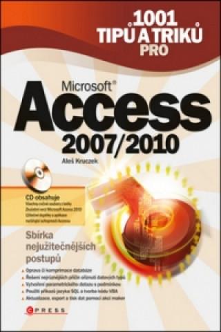 Microsoft Access 2007/2010 + CD ROM