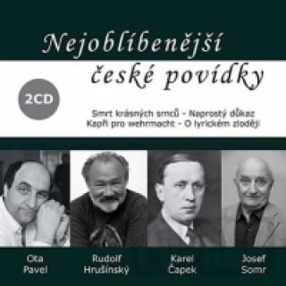 Audio Nejoblíbenější české povídky Karel Čapek