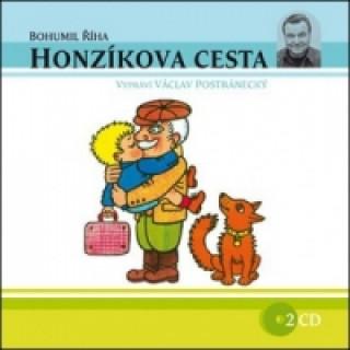 Bohumil Říha - Honzíkova cesta 2CD (čte Václav Postránecký)