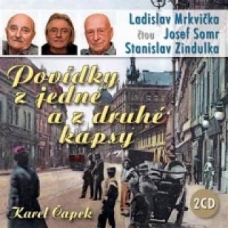 Audio Povídky z jedné a z druhé kapsy Karel Čapek