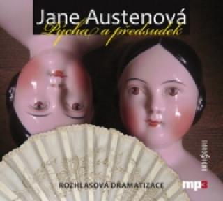 Audio Pýcha a předsudek Jane Austen