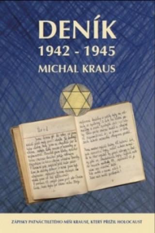 Carte Deník 1942-1945 Michal Kraus