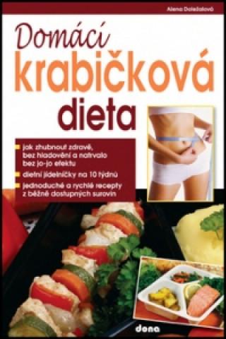 Carte Domácí krabičková dieta Alena Doležalová