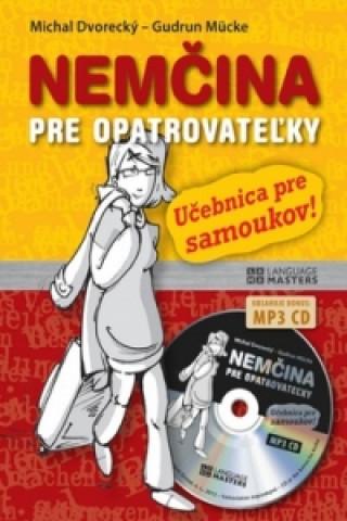 Nemčina pre opatrovateľky + CD