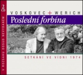 Voskovec + Werich Poslední forbína
