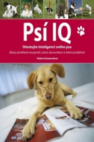 Könyv Psí IQ Valérie Dramardová