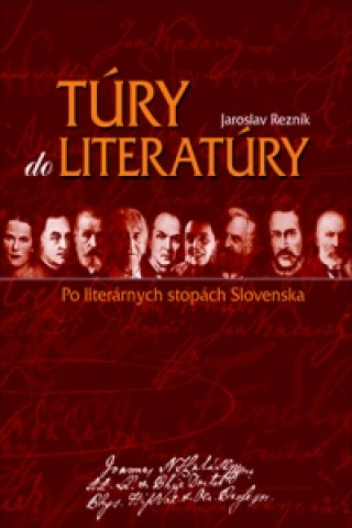 Kniha Túry do literatúry Jaroslav Rezník