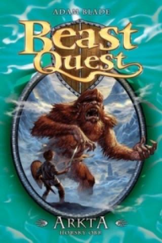 Arkta, horský obr Beast Quest