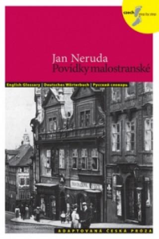 Carte Povídky malostranské Jan Neruda