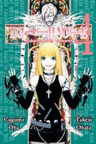 Death Note Zápisník smrti 4
