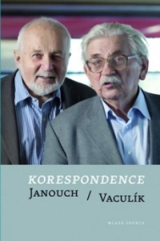 Carte Korespondence Janouch/Vaculík František Janouch