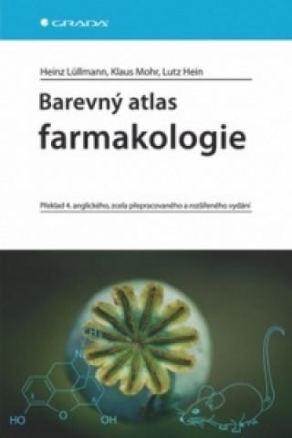 Carte Barevný atlas farmakologie Heinz Lullmann