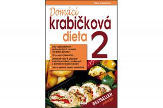 Carte Domácí krabičková dieta 2 Alena Doležalová