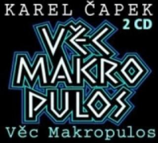 Audio Věc Makropulos Karel Čapek