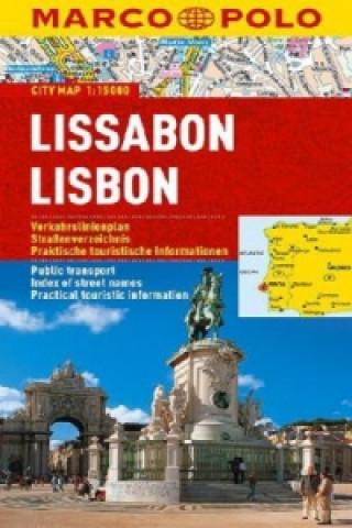 Lisabon - lamino MD 1:15 000