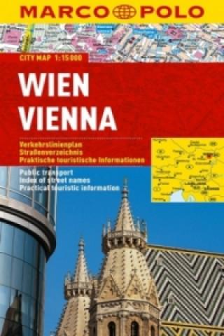 Vídeň - lamino MD 1:15 000