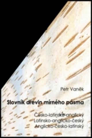 Slovník dřevin mírného pásma