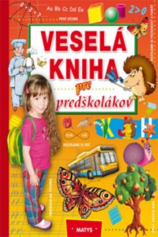 Veselá kniha pre predškolákov
