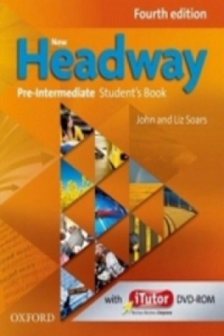 New Headway Pre-Intermediate Maturita Fourth Edition Student's Book + iTutor DVD