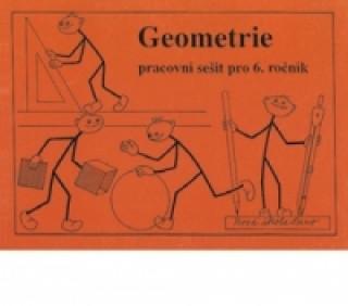 Carte Geometrie Pracovní sešit pro 6. ročník Zdena Rosecká