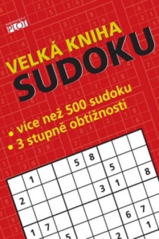 Carte Velká kniha sudoku Petr Sýkora