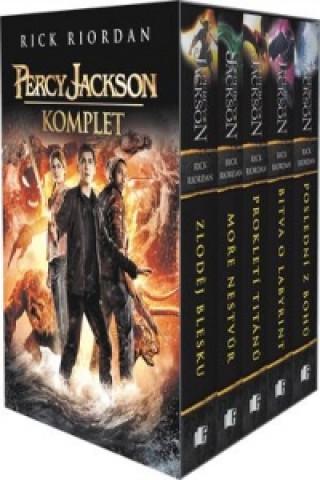 Percy Jackson komplet