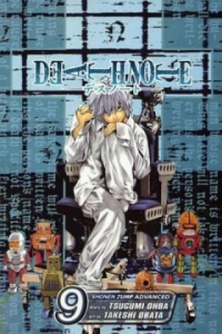 Death Note Zápisník smrti 9