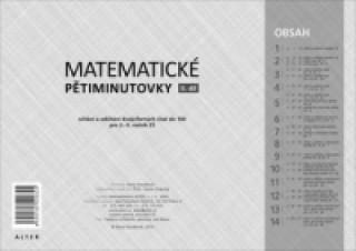 ALTER Matematické pětiminutovky 2. díl