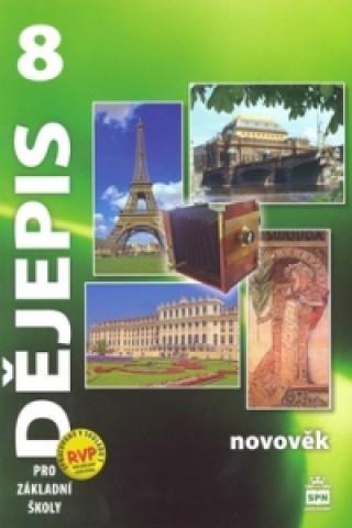 Dejepis 8 Pro Zakladni Skoly Novovek Nejlevnejsi Knihy