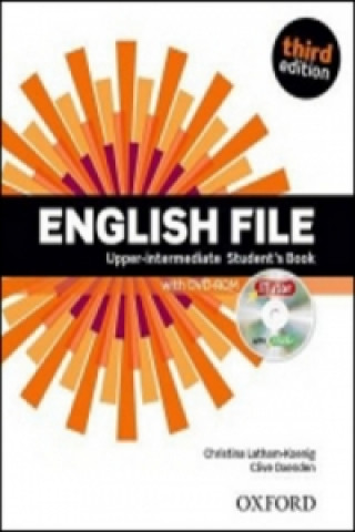 English File Third Edition Upper Intermediate Student's Book with iTutor DVD-ROM