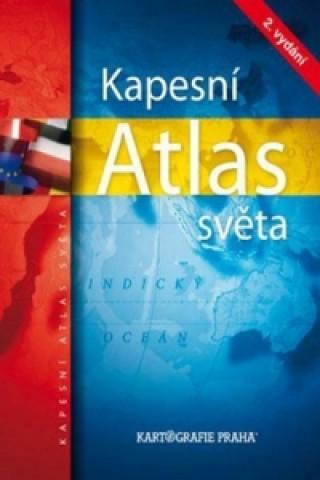 Materiale tipărite Kapesní atlas světa