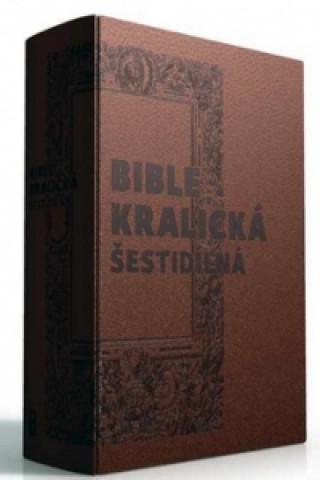 Bible kralická šestidílná