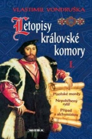 Letopisy královské komory I.