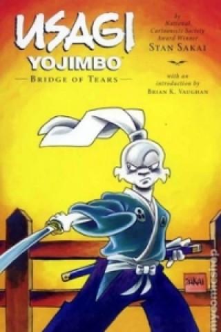Usagi Yojimbo Most slz