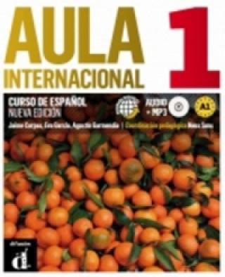 Carte Aula Internacional 1 (A1) – Libro del al. + CD collegium
