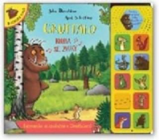 Gruffalo Kniha se zvuky