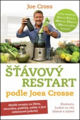 Carte Šťávový Restart podle Joea Crosse Joe Cross