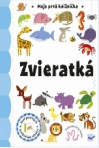 Zvieratká Moja prvá knižnička