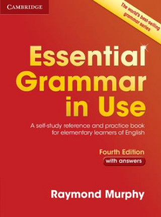 Kniha Essential Grammar in Use Raymond Murphy