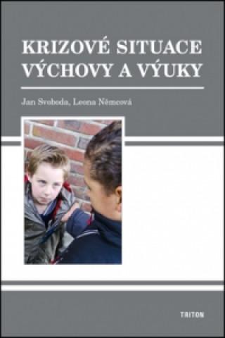 Krizové situace výchovy a výuky