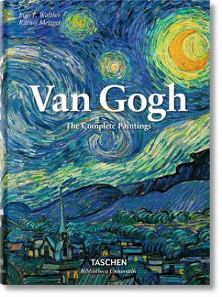Carte Van Gogh Rainer Metzger