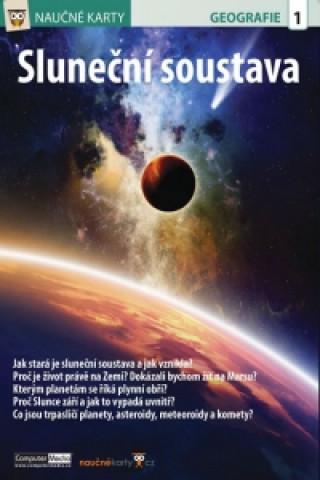 Naučné karty Sluneční soustava