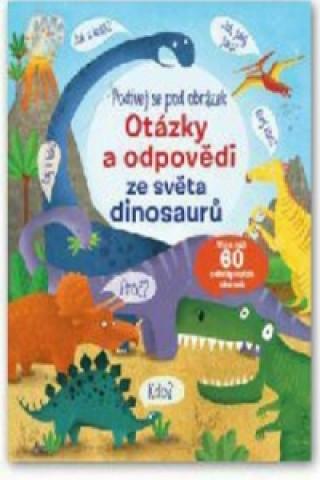 Carte Otázky a odpovědi ze světa dinosaurů